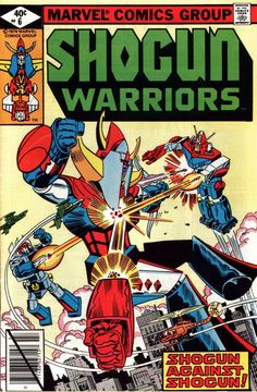 Paul Loves Comics • Comic books I read last week, part 4 of 6  Shogun...