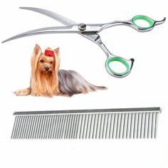 Grooming Scissors Dog