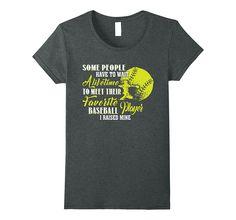 Favorite Baseball Player T Shirt- Baseball T Shirt