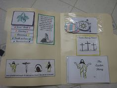 Easter Lapbook
