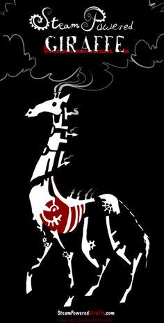 steam powered giraffe | Tumblr