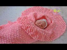 """Нежное создание, новорожденный ребенок, конверты на выписку.одежда для детей.: Детский плед """" коралловая роскошь"""""""