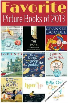 Best picture books!