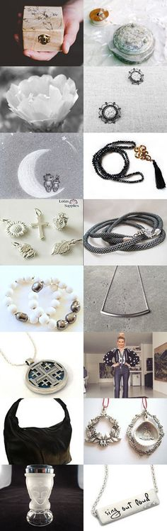 Winter Song by Laura P. on Etsy--Pinned with TreasuryPin.com