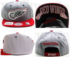 new era caps new era cap company,cool new era caps , NHL Detroit Red Wings Snapback Hat (4)  US$6.9 - www.hats-malls.com