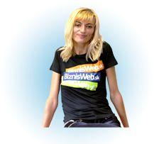Bc. Daniela Sláviková    Key Account Manager  Daniela se věnuje slovenským, polským, českým a, díky aktivní znalosti ruského jazyka, i ruským zákazníkům. Svým trpělivým a profesionálním přístupem dokáže vyřešit i ty nejnáročnější a nejkurióznější problémy.  e-mail: info@byznysweb.cz tel.: 222 74 64 10