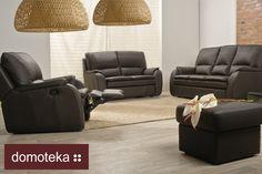 Sofa 3-osobowa czy 2-osobowa? A może fotel z relaksem? Zapraszamy do przetestowania kolekcji VERO w salonie ECCELENT meble.