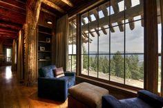 Rustic Mountain Home-Laura Fedro Interiors-07-1 Kindesign