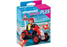 Bambino su Kart - PLAYMOBIL® Italia