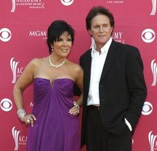 kris jenner photos when she was young | Photo by: Scanpix (Reuters/ Steve Marcus). Bruce Jenner and wife Kris ...