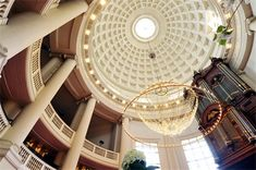 Koepelkerk - Renaissance Amsterdam Hotel - Top Trouwlocaties