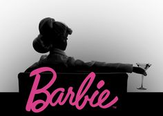 Barbie♥MadMen What would the MadMen world look like with Barbie in it? This shot tells the whole story. Part of a photography contest to mesh those two worlds, my entry was the first place winner. I photographed, art directed, and did all of the design on this piece.
