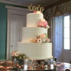 Combed Cake by PPHG Pastry Chef Jessica Grossman | The William Aiken House | Charleston, South Carolina