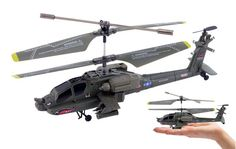 3.5ch Syma S109G Apache Mini RC Helicopter with Gyro