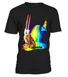 """# Laser Cat Rainbow T-shirt, Sci-Fi Space, Geek by Zany Brainy .  Special Offer, not available in shops      Comes in a variety of styles and colours      Buy yours now before it is too late!      Secured payment via Visa / Mastercard / Amex / PayPal      How to place an order            Choose the model from the drop-down menu      Click on """"Buy it now""""      Choose the size and the quantity      Add your delivery address and bank details      And that's it!      Tags: Do you feel like your…"""