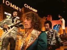 """The Who & Elton John - """"Pinball Wizard"""" (from the musical movie 'Tommy' 1975)...not really 'boomer' material but it's up there.....Great movie!!!!"""