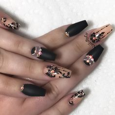 795 Likes, 2 Comments - Nail Art L.A. (@nailsbyly) on Instagram