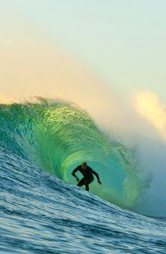 Western Australiawith Mick Fanning. Photo | Respondek
