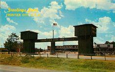 Frontier City, Oklahoma City, OK