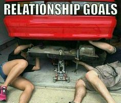 A realistic relationship goal! A realistic relationship goal! Country Girl Life, Country Girl Quotes, Country Girls, Country Living, Car Memes, Car Humor, Boyfriend Goals, Future Boyfriend, Boyfriend Girlfriend
