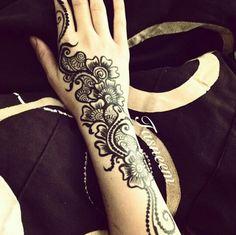 Somali - black henna