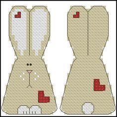 free bunny charts