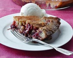 The Barefoot Contessa's Cranberry and Apple Cake | The Daily Meal