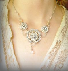 Athalie Necklace