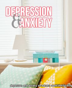 Depression & Anxiety||My experience,ways to help someone having a panic attack Depression, Anxiety, Inspiration, Home Decor, Biblical Inspiration, Decoration Home, Room Decor, Interior Design, Home Interiors