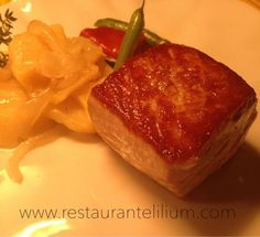 Carne o pescado #restaurante lilium