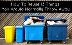 Please welcome Heidi from Barefoot and Paleo, a blog dedicated to living an eco-friendly and sustainable lifestyle. She's an upcycling expert who rarely lets anything go to waste! Here she is with How to Reuse 13 Things You Would Normally Throw Away:   First, I want to thank Ashley for allowing me to share some…   [read more]