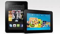 Specifications of Upcoming Kindle Fire HD Lineup Leaked