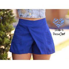 E tem short-saia mais lindo?!