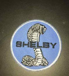FORD-Shelby-Cobra-Sport-Racing-Car-Logo-Patch-Iron-on-Buy-2-Get-1-FREE