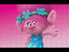 Trolls Puzzle Games For Kids