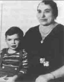 Al Capone & his mother