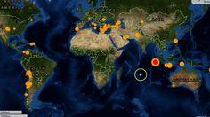 Indonesia: 7.8 Earthquake Strikes Off Coast, Tsunami Warning Canceled