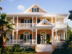 Old Key West Style Homes | ... although originally a style associated with new orleans and the