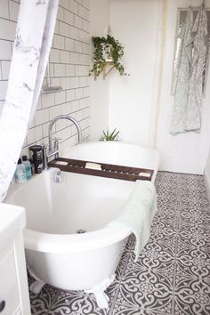 Bathroom inspiration. A Bathroom Makeover: Before & After. - /gh0stparties/