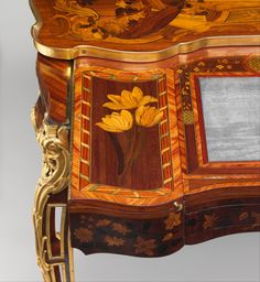 wood inlay. marinni: Шедевры. Старинная мебель в технике маркетри.