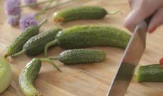 Pickles, Cucumber, Food And Drink, Vegetables, Drinks, Drinking, Beverages, Vegetable Recipes, Drink