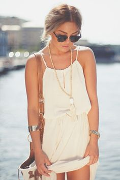 Beautiful Summer Clothes Collections: Summer Outfits | Summer Boho | Fashionista Trends