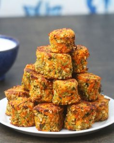 These Mixed Veggie Tots Are Next Level Goodness