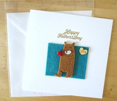 Father's Day Card father's day Dad card daddy for