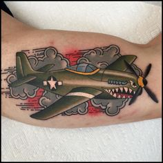 American traditional tattoos — deandenney: Highway to the danger zone.
