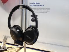 Boses fairly funky-looking wireless headphone, the AE2w, is officially shipping: http://cnet.co/133ILxm