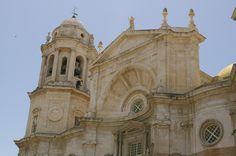 Kathedraal in Cádiz