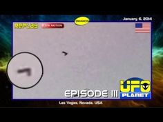 UFO Planet Ep 111 -  Multiple Las Vegas UFO Sightings, Water discovered ...