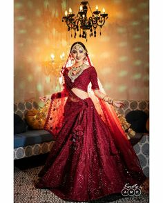 Indian Bridal Outfits, Beauty Pageant, Bridal Lehenga, Wedding Photoshoot, Bridal Collection, Asian Woman, Ball Gowns, Glamour, Actresses