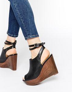 Call It Spring Aralian Wedge Sling Sandals